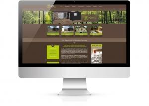 Création de site internet - Logis de Montaigu