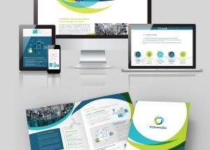 VOLVENDIS - création logo, charte graphiste et site internet